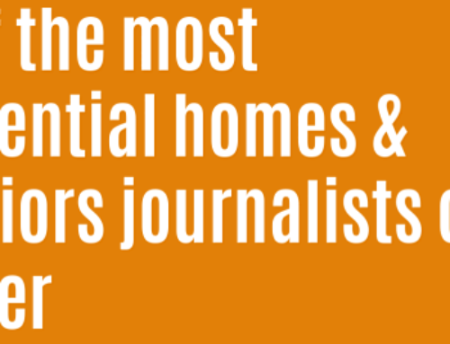 30 of the most influential homes & interiors journalists on Twitter