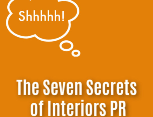 The Seven Secrets of Homes and Interiors PR
