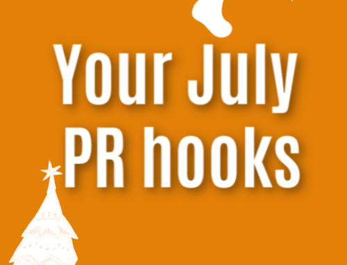 Your July PR Hooks