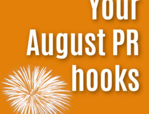 Your August PR Hooks