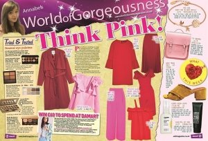 Annabel's World of Gorgeousness from love it!