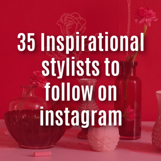 A link to a list of interiors stylists on the jwc blog