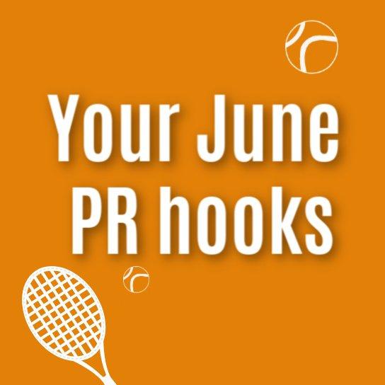 PR ideas forInterios in June