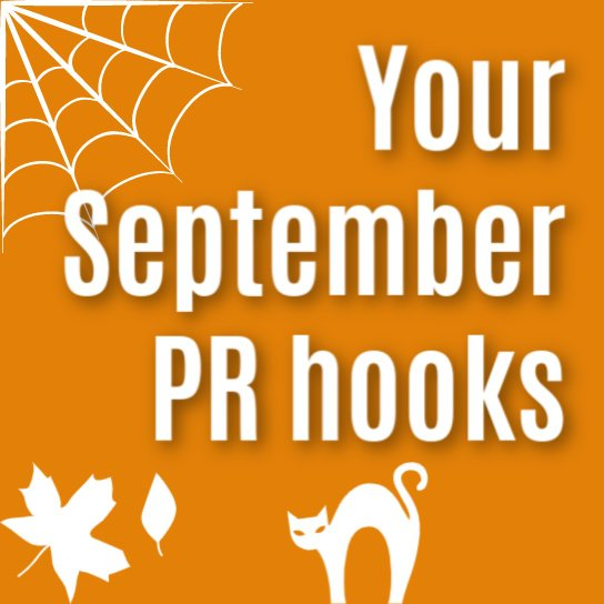 Title for september pr hook blog