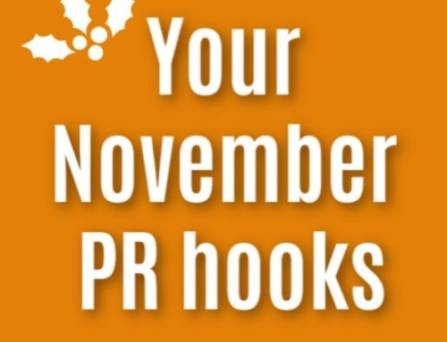 Your November PR Hooks