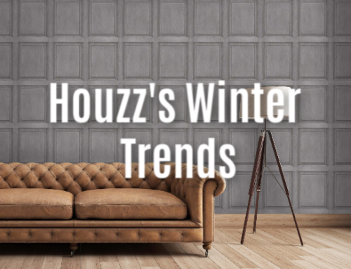 Houzz's Winter Trends: What homeowners crave as the mercury plummets