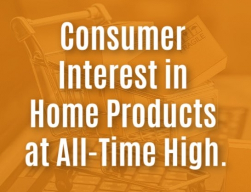 Consumer Interest in Homes Products at All Time High