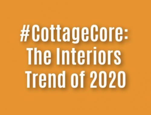 #CottageCore: The Interiors Trend of 2020