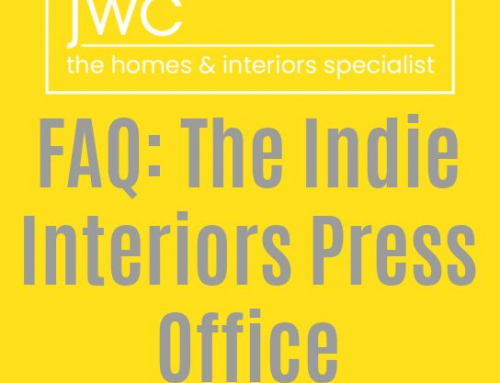 FAQ – The Indie Interiors Press Office