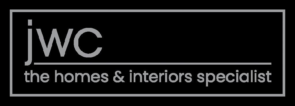 logo for jwc homes & interiors PR specialists