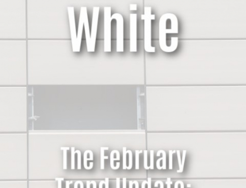 Trend Update Feb 2021 – All White Now