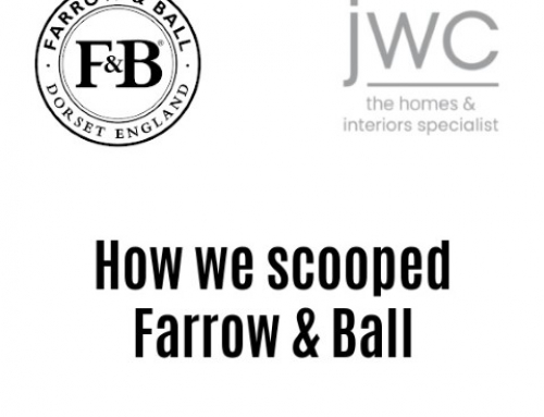 Trend Special – How We Scooped Farrow & Ball